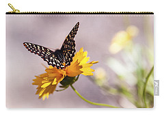 A Sip Of Coreopsis Carry-all Pouch
