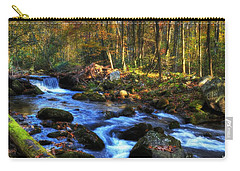 A Smoky Mountain Autumn Carry-all Pouch