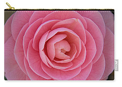 A Soft Blush Carry-all Pouch