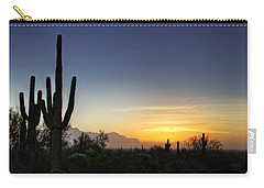 A Sonoran Sunrise  Carry-all Pouch