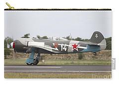 A Soviet Yakovlev Yak-11 Warbird Carry-all Pouch by Timm Ziegenthaler