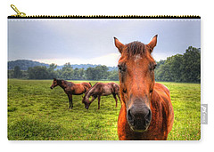 A Starring Horse 2 Carry-all Pouch