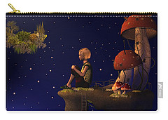 A Starry Starry Night Carry-all Pouch