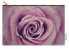 A Sugared Rose Carry-all Pouch