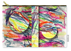 A Summers Day Breeze Carry-all Pouch by Peter Piatt