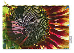 A Sunflower For The Birds Carry-all Pouch