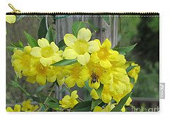 A Taste Of Yellow Carry-all Pouch