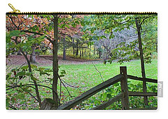 A Time For Reflection Carry-all Pouch by Bruce Bley