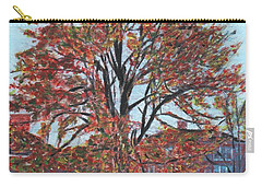 A Tree In Sherborn Carry-all Pouch