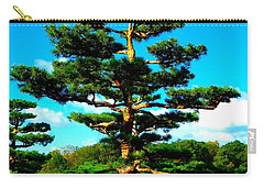 A Tree... Carry-all Pouch by Tim Fillingim