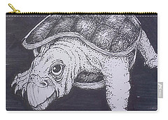 A Turtle Named Puppy Carry-all Pouch