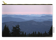 A View From Timberline Carry-all Pouch