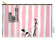 A Walk In London Carry-all Pouch