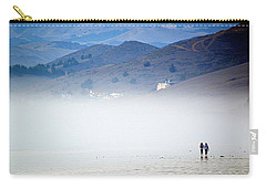A Walk In The Evening Fog Carry-all Pouch