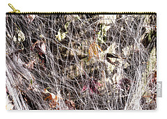 Web Of Leaves Carry-all Pouch