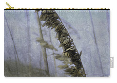 Carry-all Pouch featuring the photograph A Whisper In The Wind by Judy Hall-Folde