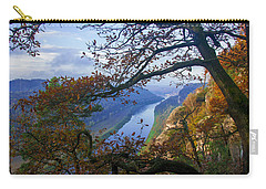 A Window To The Elbe In The Saxon Switzerland Carry-all Pouch