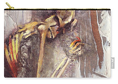 A Wish To Die Artistically Carry-all Pouch