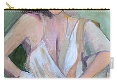 A Woman In Love Carry-all Pouch