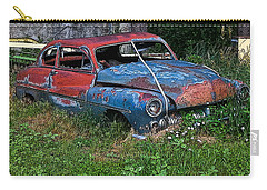 Abandoned 1950 Mercury Monteray Buick Carry-all Pouch