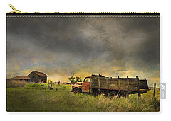 Abandoned Farm Truck Carry-all Pouch
