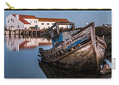 Abandoned Fishing Boat I Carry-all Pouch