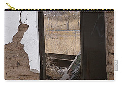 Abandoned In Texas Carry-all Pouch