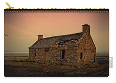 Abandoned Scottish Croft Carry-all Pouch