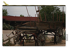Abandoned Wagon Carry-all Pouch