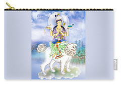 Abhetri Kuan Yin  Carry-all Pouch by Lanjee Chee