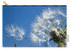 About To Leave - Dandelion Seeds Carry-all Pouch