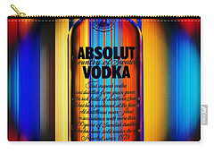 Absolut Abstract Carry-all Pouch