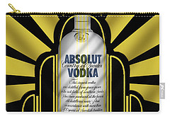 Absolut Deco Carry-all Pouch