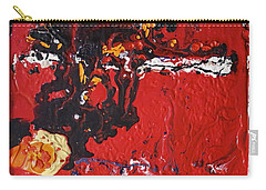 Abstract 13 - Dragons Carry-all Pouch by Mario Perron