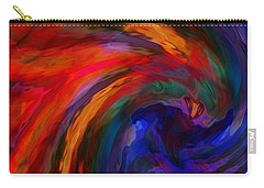 Abstract 29012013 - 042 Carry-all Pouch by Stuart Turnbull