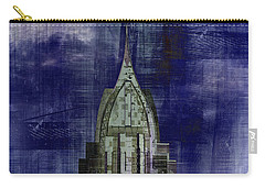 Carry-all Pouch featuring the photograph Abstract Architecture by Judy Hall-Folde