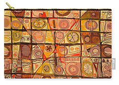 Abstract Art Sixty-five Carry-all Pouch