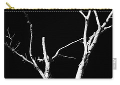Abstract Branches Carry-all Pouch