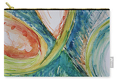 Abstract Chaos Carry-all Pouch