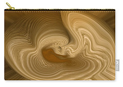 Carry-all Pouch featuring the photograph Abstract Design by Charles Beeler