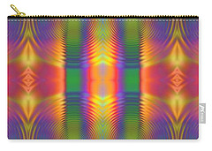 Abstract For Today Carry-all Pouch