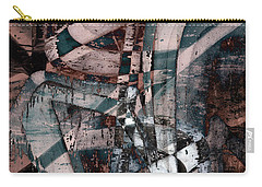 Abstract Graffiti 1 Carry-all Pouch