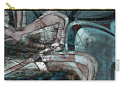Abstract Graffiti 9 Carry-all Pouch
