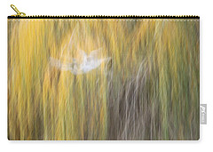 Carry-all Pouch featuring the photograph Abstract Haze by Amy Gallagher