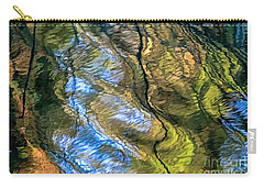 Abstract Of Nature Carry-all Pouch