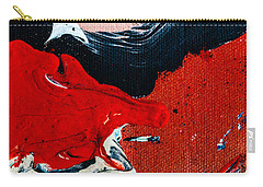 Abstract Original Artwork One Hundred Phoenixes Untitled Number Four Carry-all Pouch