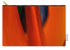 Abstract Paradise Carry-all Pouch by Michael Cinnamond