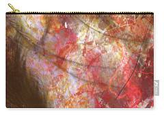 Abstract Pillow Carry-all Pouch