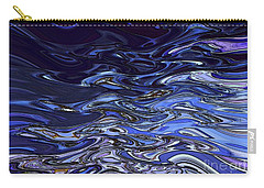 Abstract Reflections - Digital Art #2 Carry-all Pouch by Robyn King