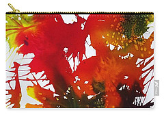 Abstract - Riot Of Fall Color II - Autumn Carry-all Pouch
